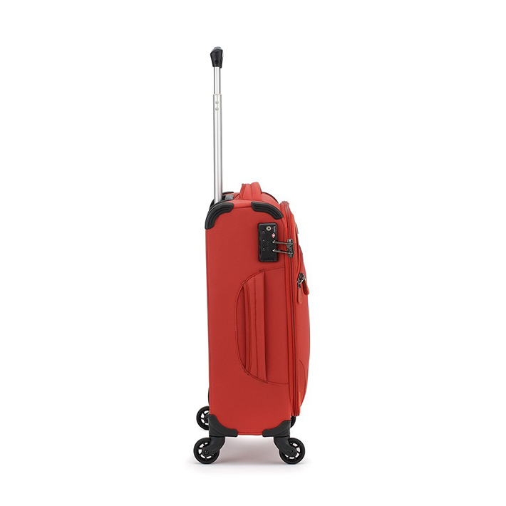 Antler Aire C1 Cabin Suitcase - Red - 02